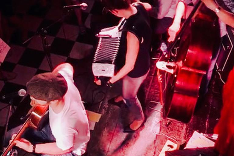 Live Music at Modernista, Beijing