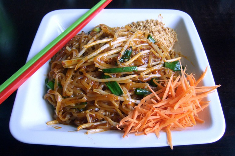 Pad Thai Wok offers vegetarian noodle dishes