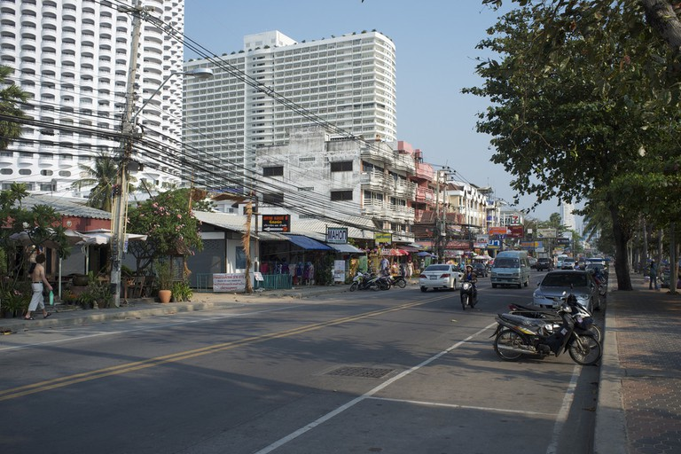 Downtown Pattaya