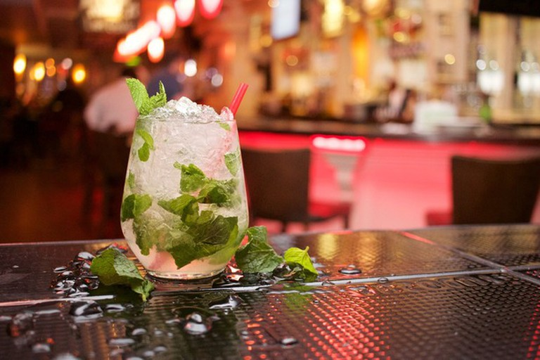 Barrocco does a mean mojito
