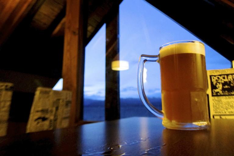 Craft beer in Bariloche