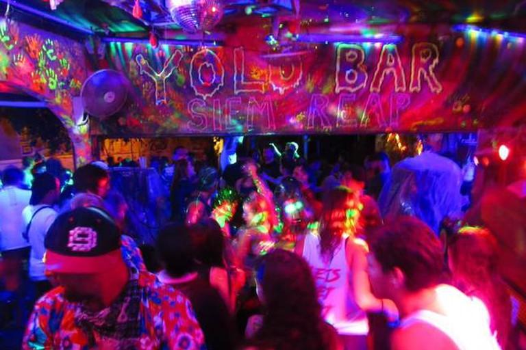 YOLO Bar, Krong Siem Reap
