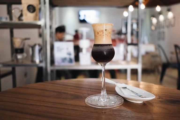 Coffee St.3 (ori.Café Crema Coffee&Roastery), Krong Battambang