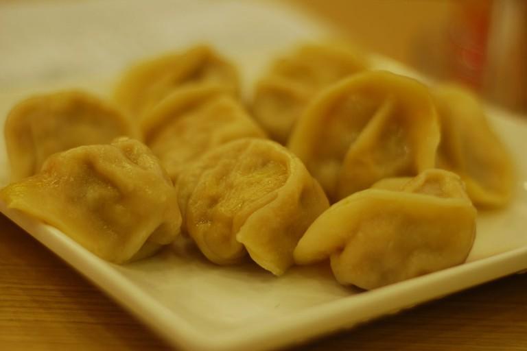 Dumpling @ 八方雲集