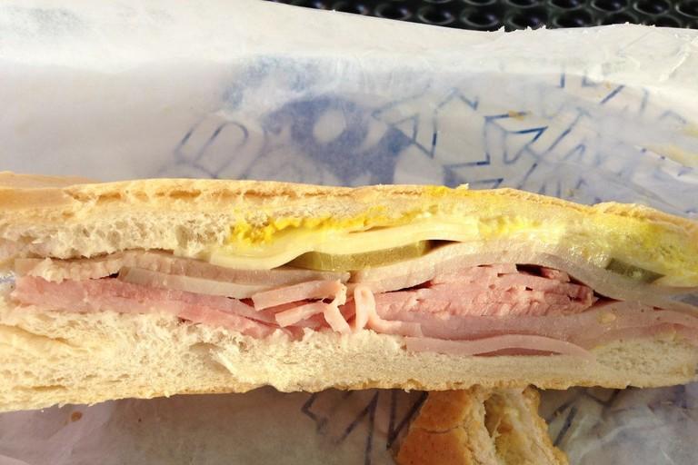 cuban sandwich palacio de los jugos