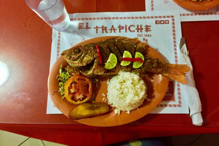Trapiche in Panama City