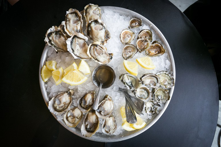 Puget Pacific, Shugoku, Olympia, and Kumamoto Oysters