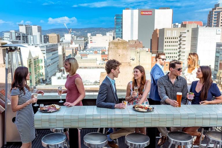 The Best Rooftop Bars in Adelaide, Australia