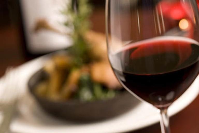 Red Wine Evening