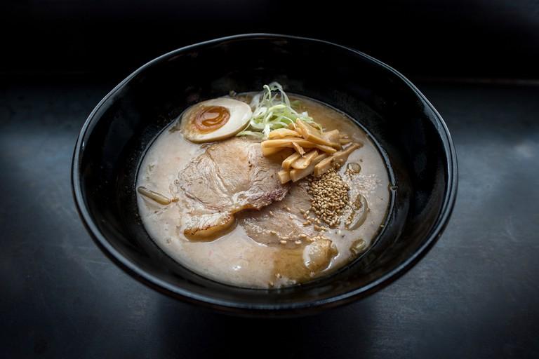 Sun Noodle's Miso Ramenv