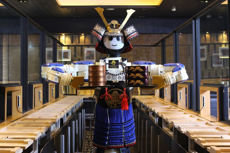 Hajime Robot, Bangkok