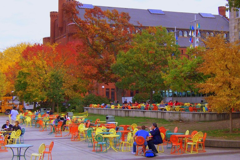University of Wisconsin-Madison's campus