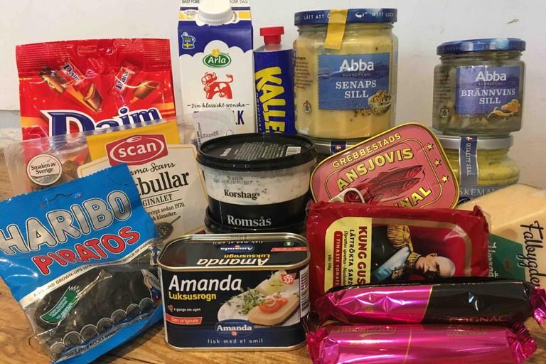 Gourmet International Food & Gifts