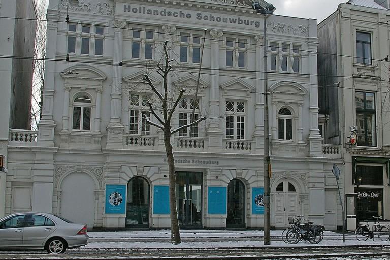 The National Holocaust Memorial Hollandsche Schouwburg