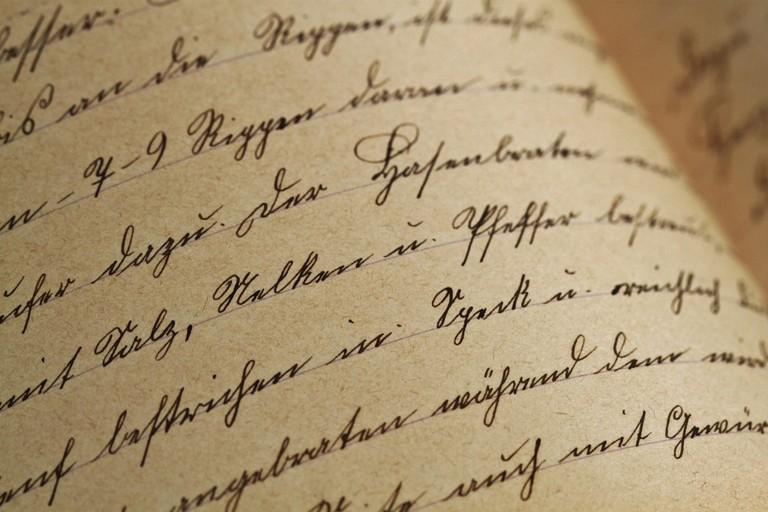 Ink script