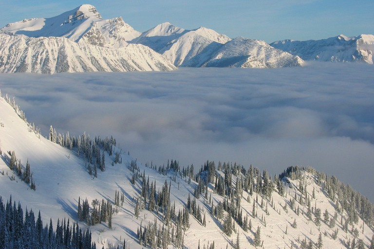 The small town of Fernie was named the 'Coolest Town in North America' by Rolling Stone