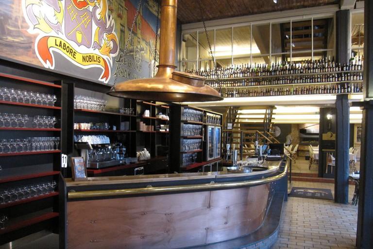 Halve Maan Brewery