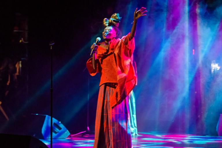 Jojo Abot, a neo-soul artist