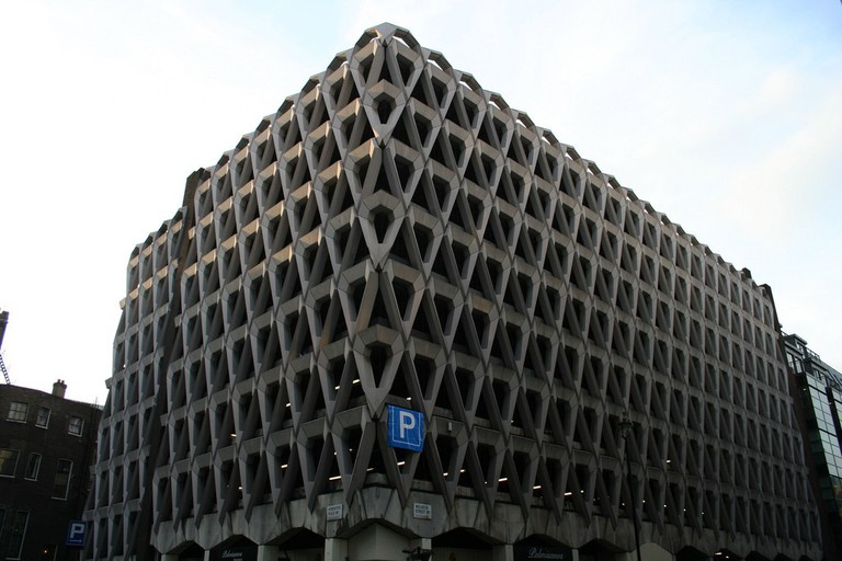 Is this the coolest car park in Britain?