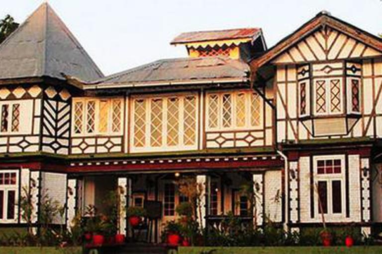 A living museum as well as a restaurant