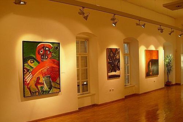 Modern Gallery, Budva
