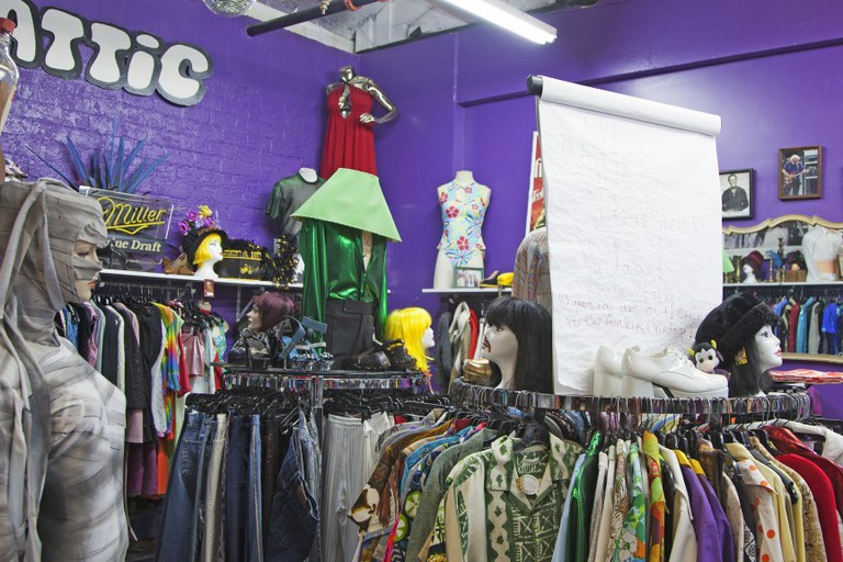 The Attic Vintage Clothing Co