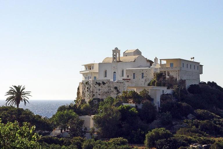 Monastery Chrisoskalitissas, Crete