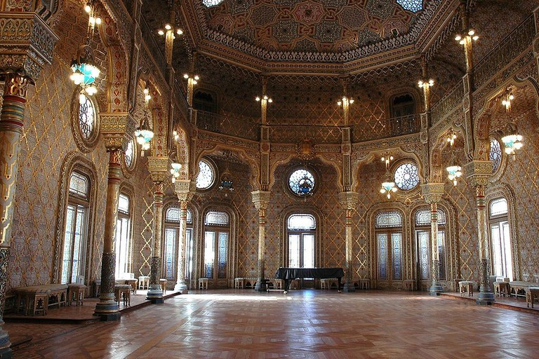 The Arabian Hall