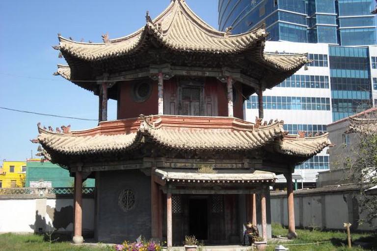 Choijin Lama Temple, Ulaanbaatar,