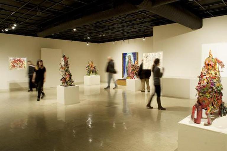 Morlan Gallery, Transylvania University, Lexington