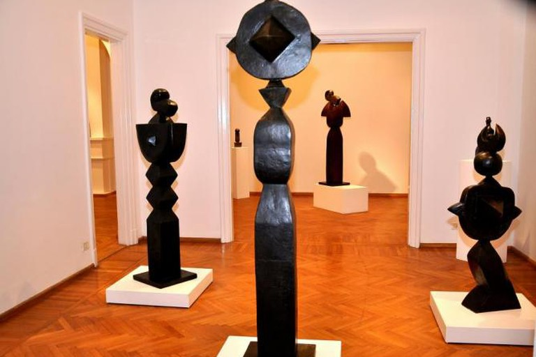 Zamalek Art Gallery, Cairo