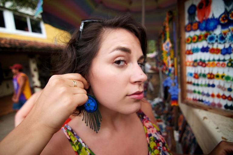 Artisanal jewellery