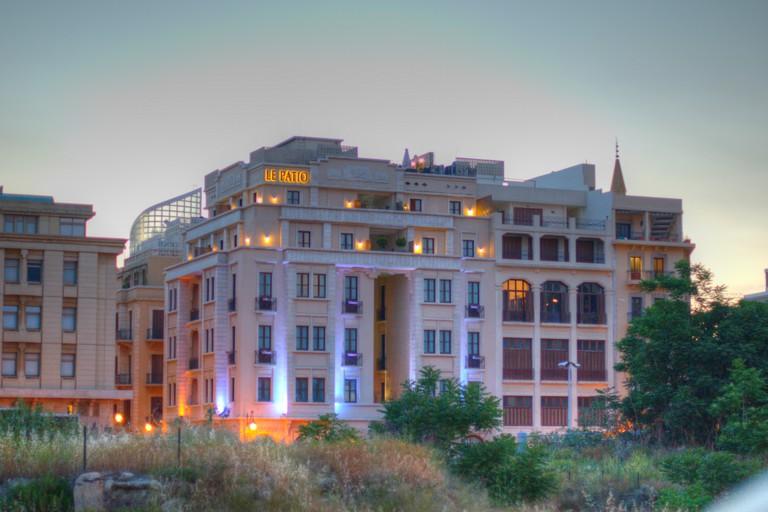 Le Patio Hotel