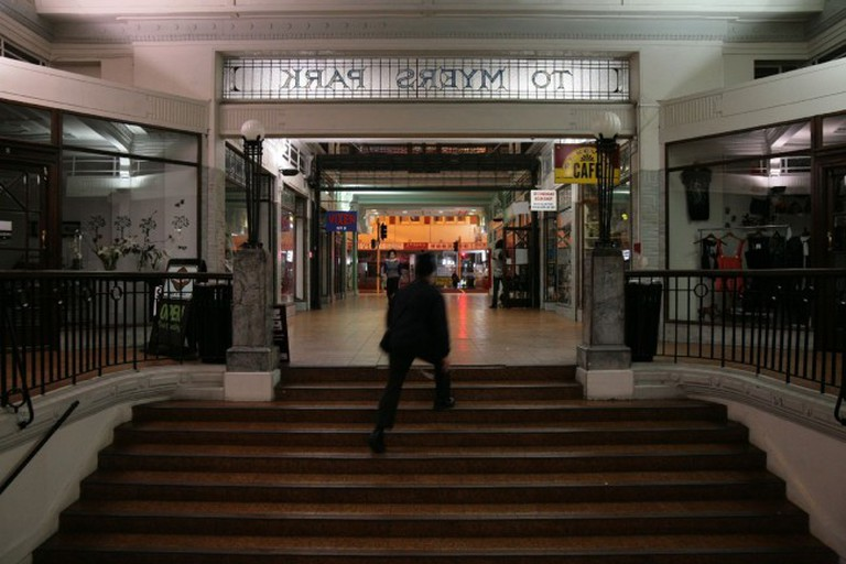 St Kevin's Arcade, K'Rd Auckland