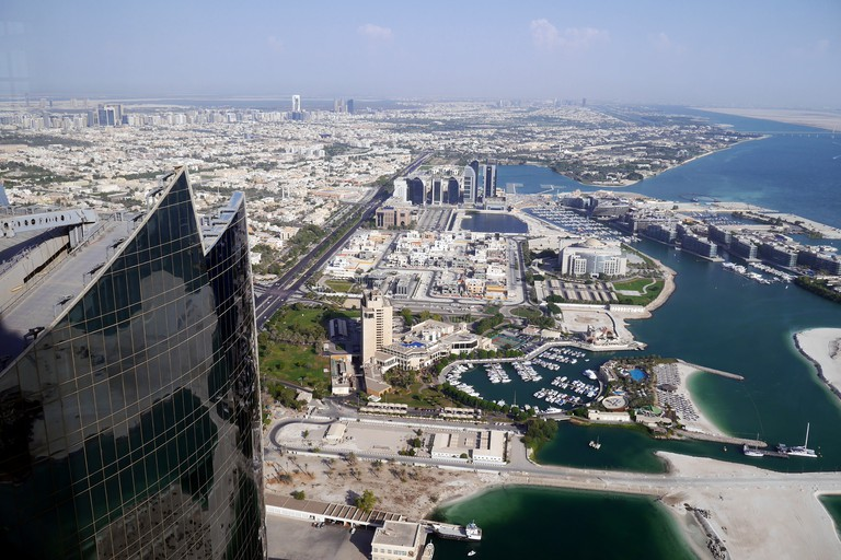 Top of Jumeirah at Etihad Towers