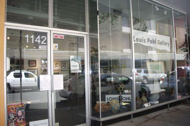 Louis Pohl Gallery, Honolulu