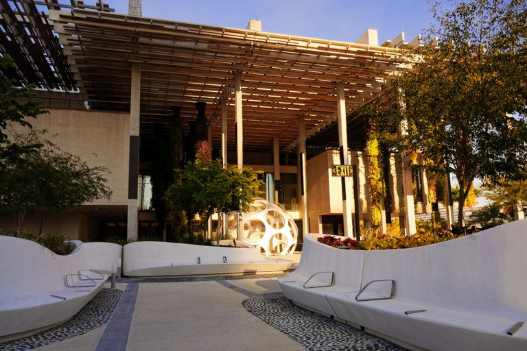 PAMM Courtyard