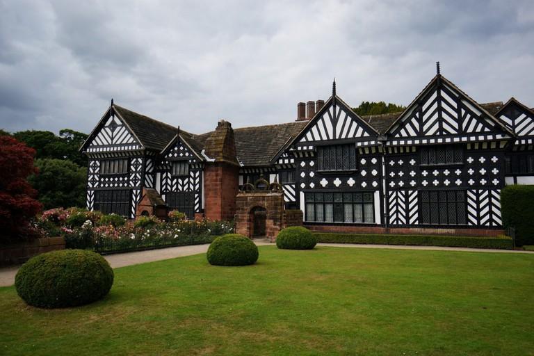 Speke Hall & Gardens