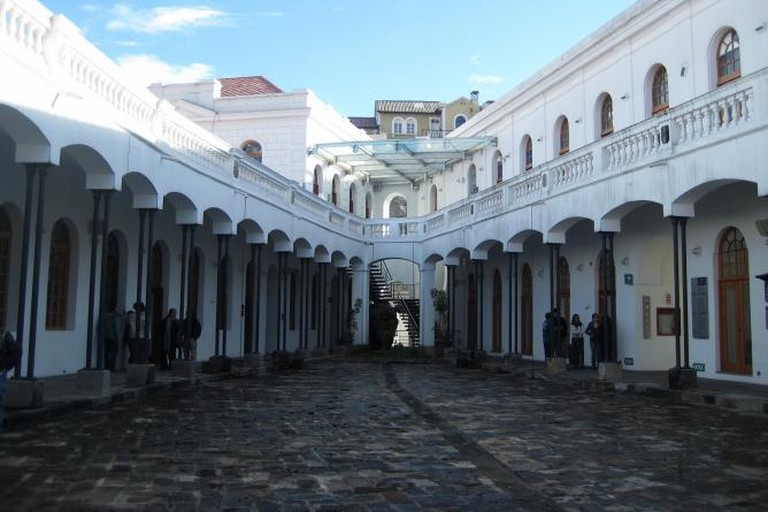 Contemporary Art Center of Quito, Quito