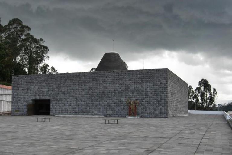 Capilla del Hombre, Quito
