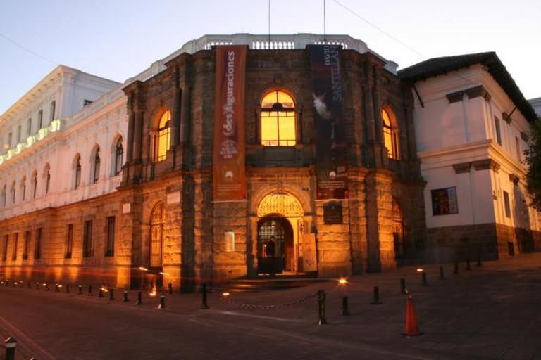 Metropolitan Cultural Center, Quito