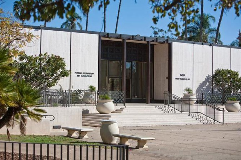Timken Museum of Art, San Diego