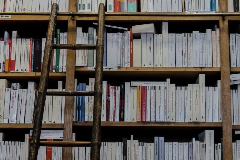 Bookshop Ladder