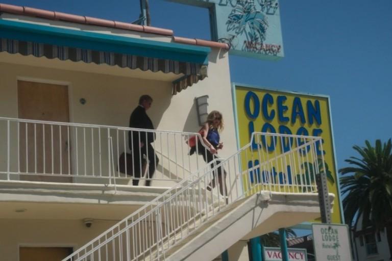 Ocean Lodge Hotel, Los Angeles