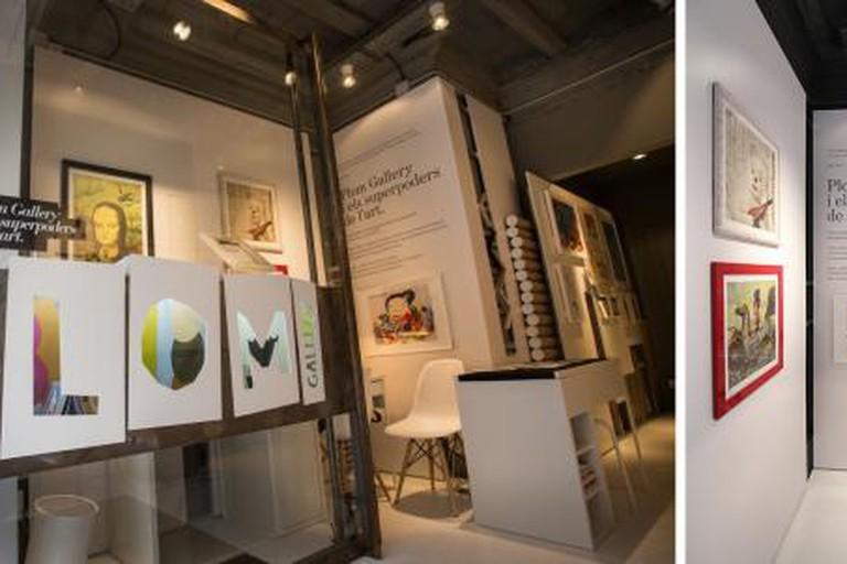 PLOM Gallery - Galería de arte contemporáneo para niños, Barcelona