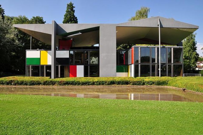 Heidi Weber Museum, Centre Le Corbusier