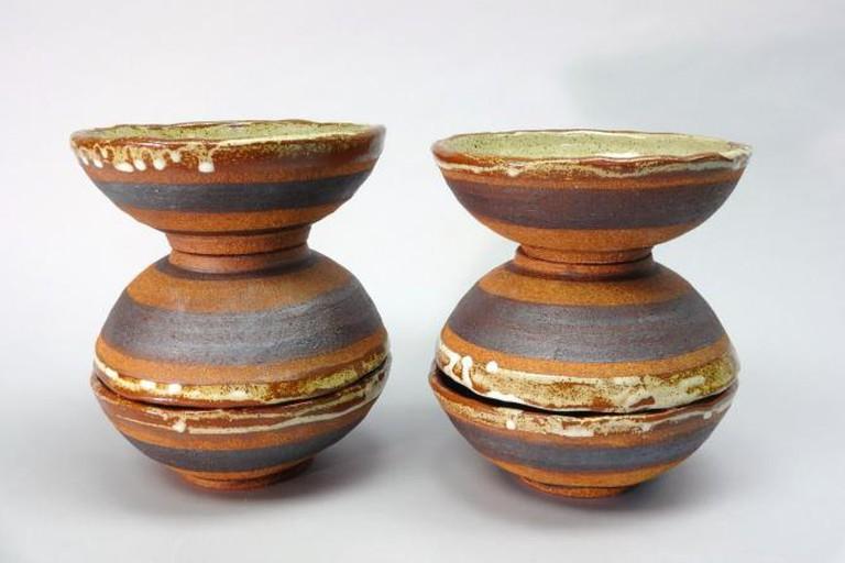 CBFB, M&M, Husk Soup Bowls