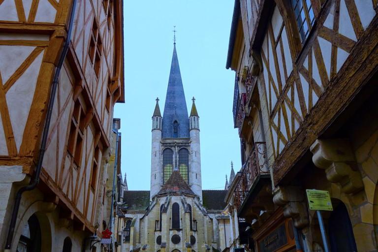 Church of Notre-Dame of Dijon, Dijon