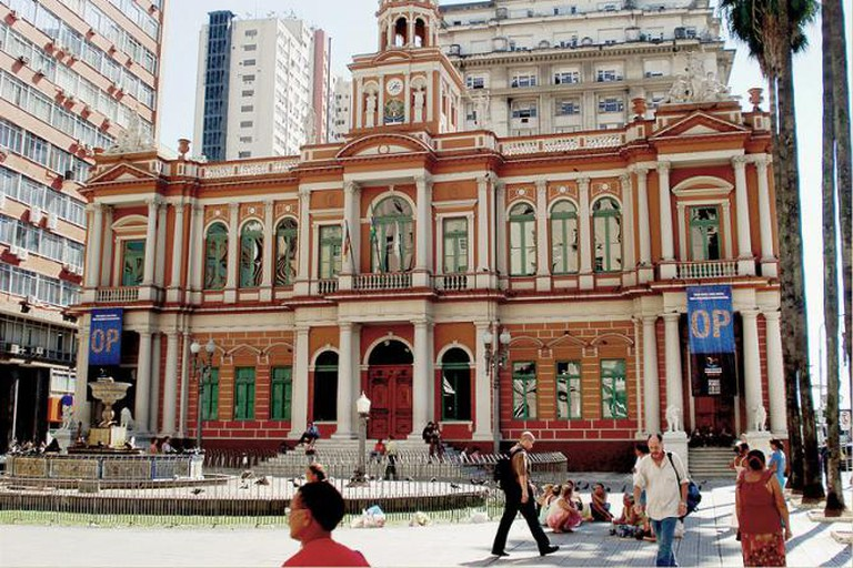Sharin, Porto Alegre