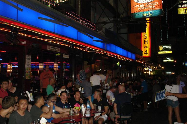 Balcony Pub Bar, Krung Thep Maha Nakhon